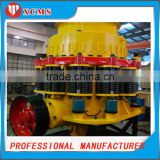 Low cost mobile cone crusher with CE ISO / China leading stone processing machine Spring Cone Crusher