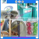 Paper Plastic Pot Metal Cans Sealing Machine, Capping Machine,vacuum tin can sealing machine,can seamer