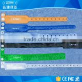 New chip rfid medical id bracelet manufacturers