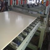 PVC foam board production line for making concrete framework plate with competitive price