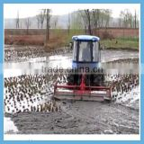 Newest Farm tractor cultivator rice and wheat biaxial rotary tiller