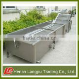 Stable Working Vegetable Air Bubble Washing Machine/Vegetable Washing Machine With CE Certificate