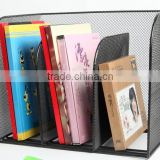 Metal Mesh Big Letter Holder/Magazine Holder