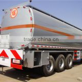 chengli clw brand 30m3 to 60m3 fuel truck trailer dimensions