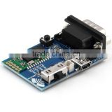 Bluetooth Audio Module RS232 Serial Bluetooth Module HC-06 Adapter Communication Master-Slave 2 Modes MINI USB