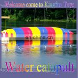 8M inflatable water jumping pillow