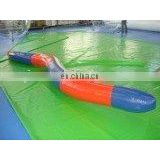 Snake shape inflatable paint ball 5m/9m long