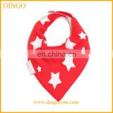 wholesale new design baby bandana drool bib