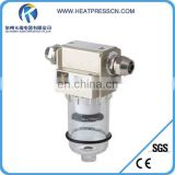 High efficient air filter of vacuum machine