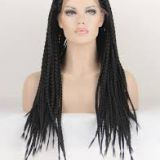 Brazilian Tangle Free Full 14inches-20inches Lace Human Hair Wigs For White Women