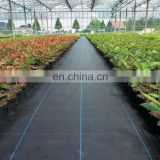 Greenhouse Heavy Duty Strawberry PP Weed Barrier Mat