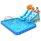 Outdoor Portable Adult Water Park Equipment For Sale