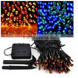 60/100/150/200/250/300 led light Outdoor Holiday decorative waterproof Solar christmas fairy string lights