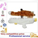 Factory Promotion Custom Made Plush Pet Products dog training toy