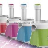 2014 New Arrival Multipurpose Electric Fruit & Vegetable Salad Maker Food Slicer Dicer Shredder Chopper Machine