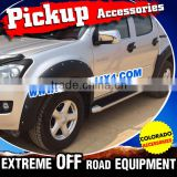 Side Steps Bar Running Board For Chevrolet Holden Colorado Crew Cab Double Cab 2012-2015
