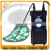 Products exported to dubai 30w scan led effect stage light laser light show equipment for sale