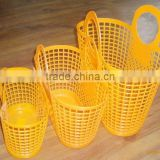 custom made injection plastic basket mould injection basket mould in taizhou zhejiang china