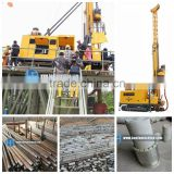 BQ,NQ,HQ,PQ wireline coring! HF-6 full hydraulic diamond core drill equipment for sale