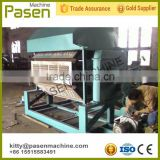 China made egg tray machine price/paper egg tray making machine price/pulp egg tray moulding machine