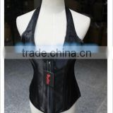 wholesale steampunk slimming suit sexy overbust steel boned corset for woman shaper corset for ladies