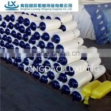 luxiang brand UV resistance blue/white inflatable pvc boat fender