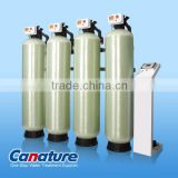 Canature Multiple Tanks System; Commercial water softener system,fiberglass tank