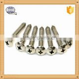 Stainless steel wood screw self tapping screw