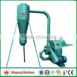 Factory direct sell hammer mill 200kg per hour straw crushing equipment with ce approved
