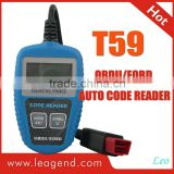 QUICKLYNKS T59 professional code reader engine analyzer handheld device useful scan tool