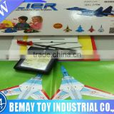 Wholesale DIY electric paper plane toy Kid Paper Toy BO Toy Mini Paper Plane Toy