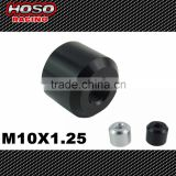 M10X1.25 FOR MANUAL AUTO SHIFTER GEAR SHIFT KNOB BOOT RETAINER