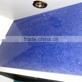 Metal Series Sparkle quartz price blue quartz stone countertops