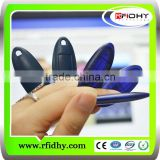 China new product customized high quality rfid key tag