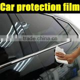 Car Scratch Paint Automotive Protection Film Invisible / transparent cover sticker For Car 3 layers