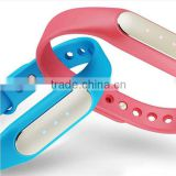 Top Selling good quality Bluetooth Smart Wristband Bracelet 2015 Smart Bracelet Health Sleep Monitoring