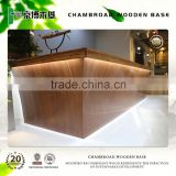 2016 Latest Wooden Table Designs ,High-end Custom Bar Table,Wear Resistant and Water Resistant