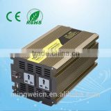 Single Output DC AC wind grid tie inverter 1000w