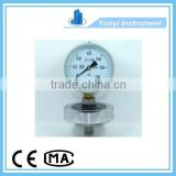 high quality diaphragm pressure gages or gauge with best price and sale from manufacturer