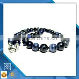 yiwu CC Jewelry CCK0019 hot 2016 wholesale necklace of men style blue sodalite beads