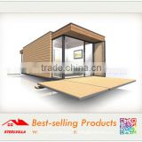 Easy installation modular prefab cottage with modern design