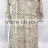 Indian Women Blouse Ethnic Caual Wear Kurtis Hand Block Printed Designer kurtis Girls Wear Top