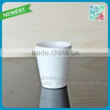 Wholesale Short Wine Cups Short White Ceramic Sake Cups