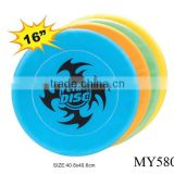 Foldable frisbee fan color change frisbee collapsible frisbee