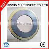 JX customized copper engine oil drain plug gasket,stainless steel spiral wound gasket on sale