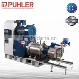 Puhler High Energy Horizontal Sand Mill For Li - Thuim Battery Production, Sand Mill Price