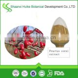 Factory supply natural plant extract Cornus fructus corni extract for food and drink additive