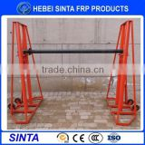Professional Cable reel stand,High performance cable drum stand,cable jack stand