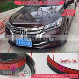 Car bumper lip, Car Front Spoiler Rubber lip                                                                         Quality Choice