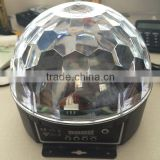 Home party led Disco Effect Light Crystal Magic Ball Laser Stage Ceiling Light